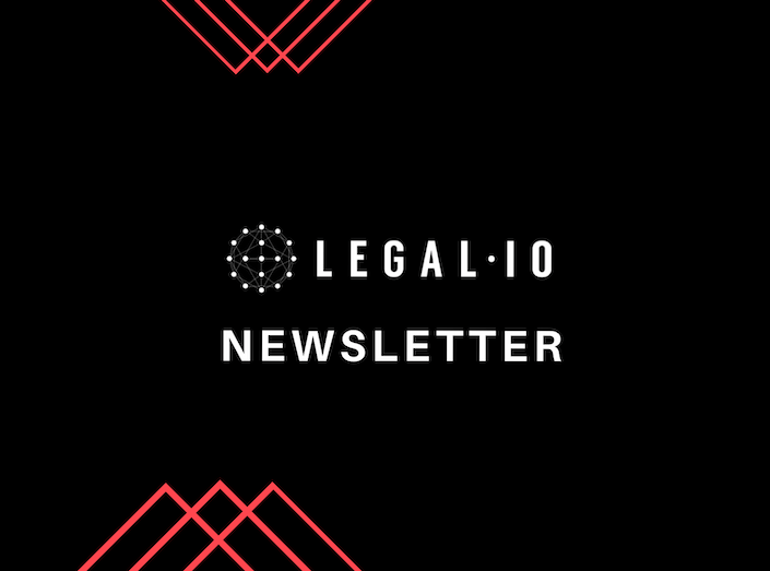 Legal.io Newsletter - April 9, 2021